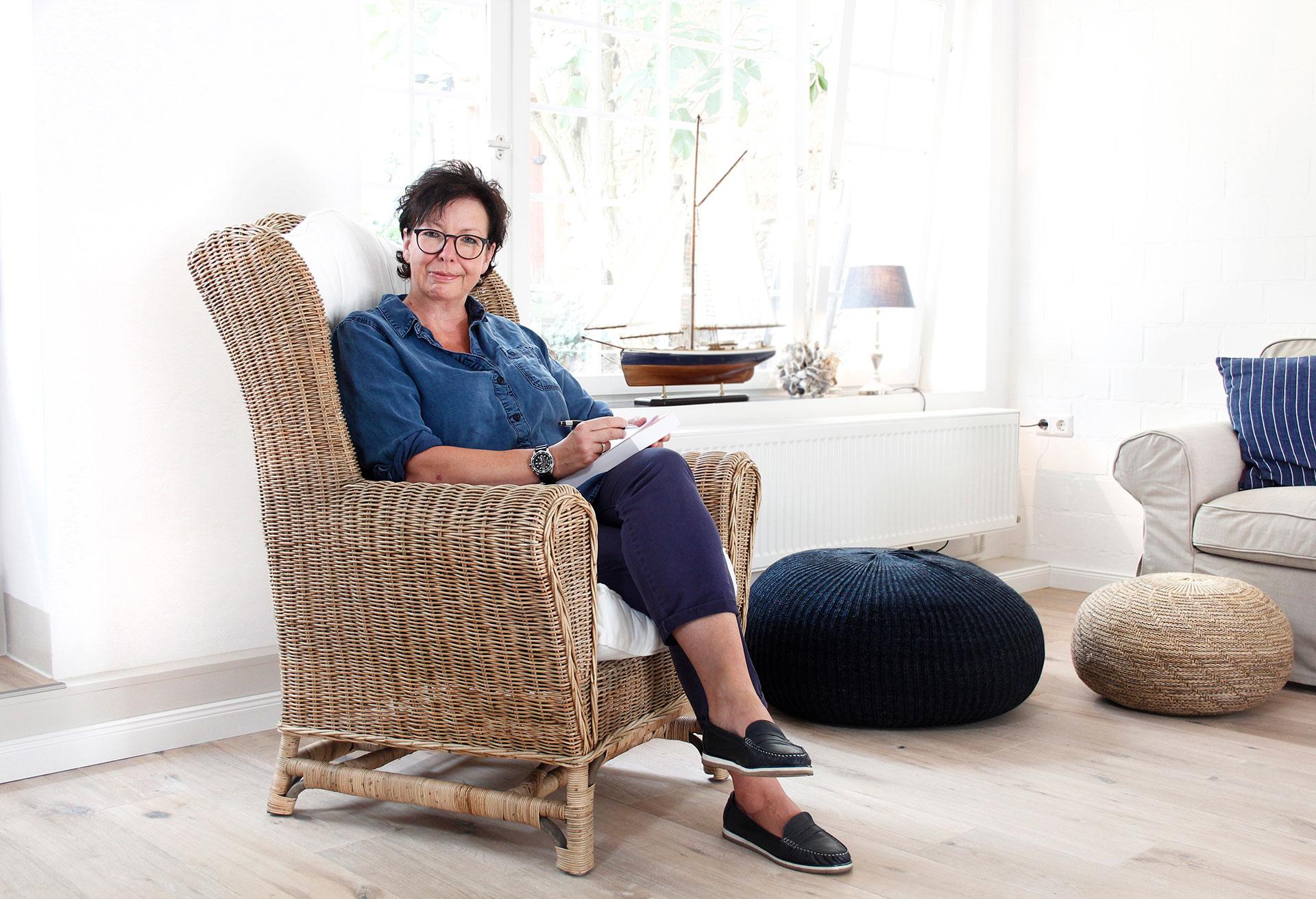 Heilpraktikerin Babenhausen | Regina Junge